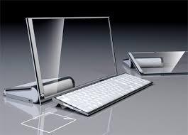 Futuristic Computer Desk Ten Futuristic Computer Concepts Yanko Design