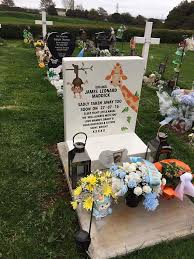 baby headstones for devastated parents ordered to remove a diy wooden headstone