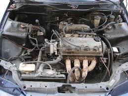 starter on honda civic fs 1994 honda civic si road race car scca nasa great