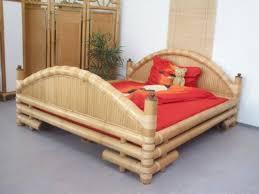 bedroom charlotte oak rattan french bed sfdark