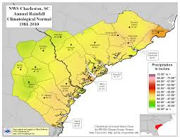 Charleston Sc Map Local Climate Data And Plots