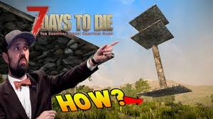 your build ideas 7 days alpha 16 let u0027s play gameplay pc e36