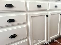 Chalk Paint On Metal Filing Cabinet Chalk Paint Vs Latex Paint For Kitchen Cabinets Diy Farmhouse
