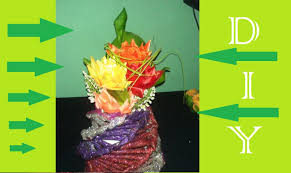 how to diy beautiful flower vase best out of waste newspaper