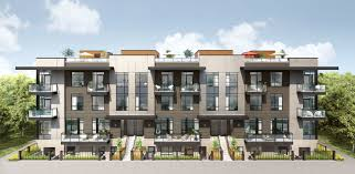 brand new pre construction townhomes semi detached houses homes