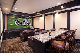 media room lighting ideas home theatre home theater traditional with recessed lighting with