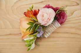 bridal flowers for hair 10 ideas for s flowers everafterguide