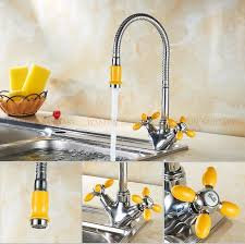 solid brass kitchen faucet solid brass kitchen mixer cold and kitchen tap single