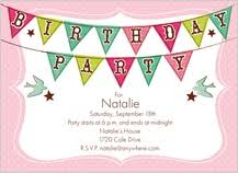 birthday announcements birthday party invitations cards birthday party announcements