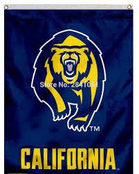 Custom Team Flags 5 Color Cal Berkeley House Allegiance Team American Outdoor Indoor