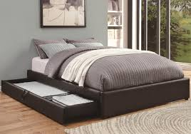 queen bed with storage drawers building a queen size platform bed