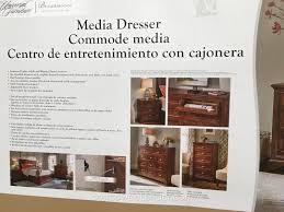 Dressers At Costco by Universal Furniture Broadmoore Media Dresser Costco Weekender