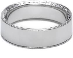 tacori wedding bands tacori engraved mens wedding band 7 0mm 2557