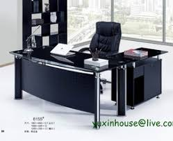 Glass Desk Table Office Glass Top Office Table Zampco With Glass Top Office Desks