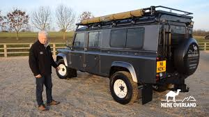land rover overland 2017 land rover defender 130 station wagon on vimeo