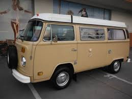 sell used 1979 vw bus westfalia