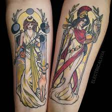 jdm tattoo sleeve healed goddess panels on real life magical cateabascal