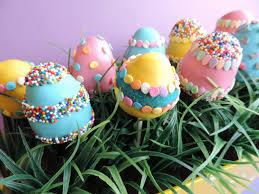 easter cake pops easter egg cake pops melodía