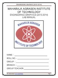 engineering drawing lab manual technical drawing triangle