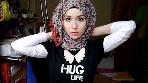 tutorial hijab nabiilabee 3 easy summer hijab tutorials youtube