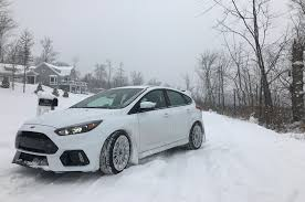 lexus hybrid in snow 2016 ford focus rs the ownership experience conclusion