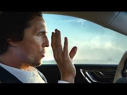 infinity commercial actress wally world matthew mcconaughey lincoln commercial lincoln continental 2018