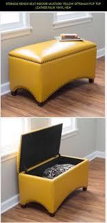 Yellow Ottoman Storage 25 Parasta Ideaa Vain Pinterestiss Yellow Ottoman Pertaining To