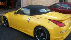 nissan 350z yellow convertible gallery u2013 auto interior designs