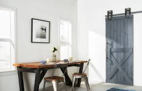Half Barn Door by Two Paneled Half X Styled Door White Shanty