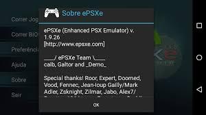 epsx apk epsxe apk bios v2 0 8 atualizado bruno android