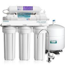 APEC Water Systems Essence Premium Quality  GPD PH Alkaline - Kitchen sink water filter