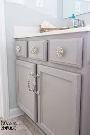 painted bathroom cabinet ideas top 25 best painted bathroom cabinets ideas on paint