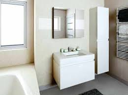 recessed bathroom medicine cabinet semi recessed medicine cabinet