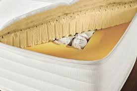 encased coil natural mattress by room u0026 board combines support and