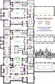 mansion floor plans castle wonderful 1000 ideas about castle house plans on mansion