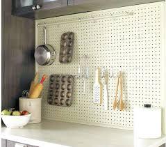 pegboard kitchen ideas peg board kitchen pegboard drawer organizer the moute