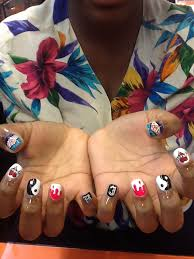 how to be a celebrity nail technician nail art ideas