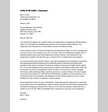 management trainee cover letter letters font