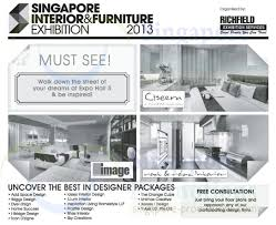 100 home design expo singapore icff high end luxury