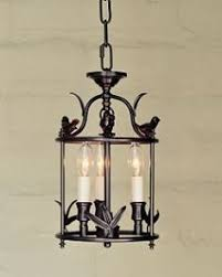Bird Pendant Light Industrial Style Pendant Light With Bulb Cage And Edison Bulb I D