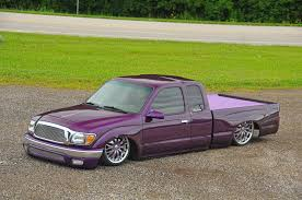 toyota truck 2000 2000 toyota tacoma purplexed photo image gallery