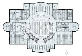 floor plans open the doors completing union u0027s new library for a