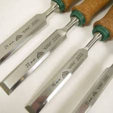 swedish pattern bench chisel set 4 piece woodsmith experience