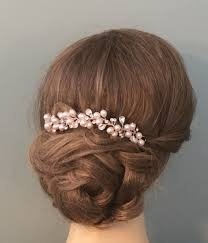 pearl headpiece freshwater pearl and rhinestone hair vine