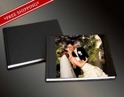 flush mount wedding albums flush mount wedding album acrylic cover custom design photo