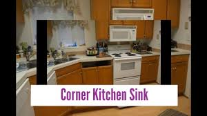 corner kitchen sink designs designs for corner kitchen sink youtube