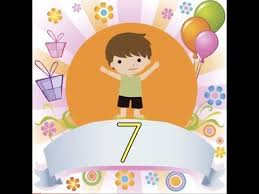 Counting By 7s Song Counting By Sevens Song