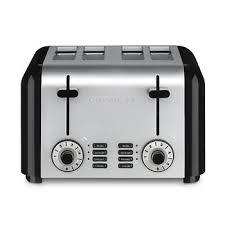 Under Cabinet 4 Slice Toaster Cuisinart 4 Slice Toaster Bj U0027s Wholesale Club