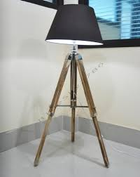 Spotlight Floor Lamp Decor Awesome Tripod Lamp For Interior Lighting Ideas