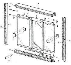 Lasco Shower Door Shower Shower Door Parts Hardware Framed Lasco Diagramshower